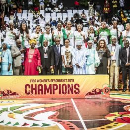Nigeria's D'Tigress beat Senegal to retain AfroBasket title