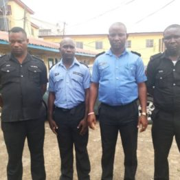 JUST IN: Police dismiss four officers for extrajudicial killings