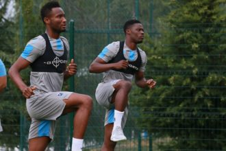 Mikel resumes training with new club, Trabzonspor