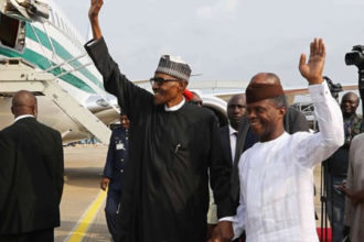 Buhari, Osinbajo busy working for Nigeria, not missing - Presidency