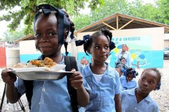 School feeding programme begins in Lagos Sept - Sopeyin