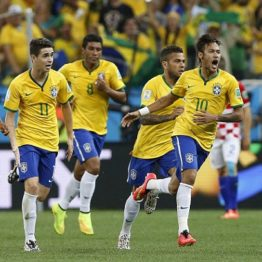 Brazil name squad for Eagles friendly today