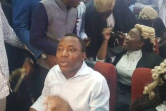 Presidency accuses Sowore of stage-managing rearrest in Court