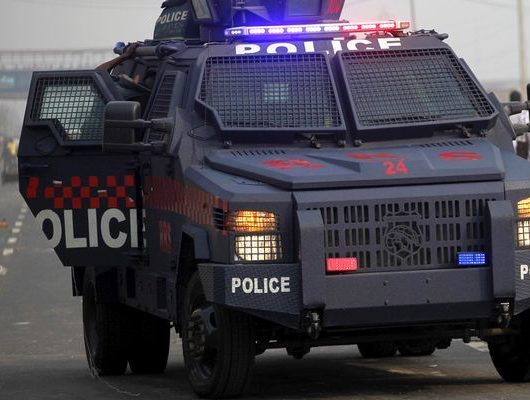 JUST IN: Heavy security presence at Edo APC secretariat, Assembly