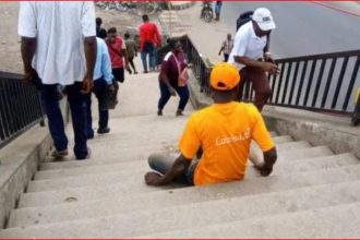 LAWMA employs 20 physically challenged persons as sweepers