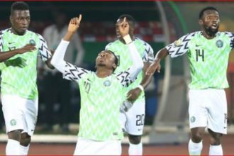 2019 AFCON U-23: Nigeria bounce back beat Zambia 3-1