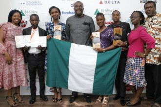 ION Bag Four Awards In The Africa Company Of The Year Competition, Ghana