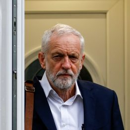 UK Labour leader Corbyn quits after crushing defeat in poll