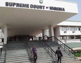 Supreme Court upholds election of eight governors