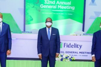 Fidelity Bank grosses N6.6bn in Q1 profits, reassures stakeholders on safety amid COVID-19 pandemic