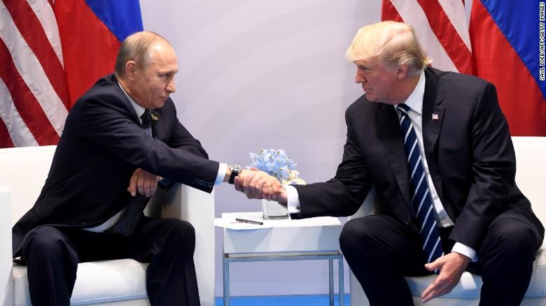 U.S slams sanctions on Russian oligarchs, govt officials