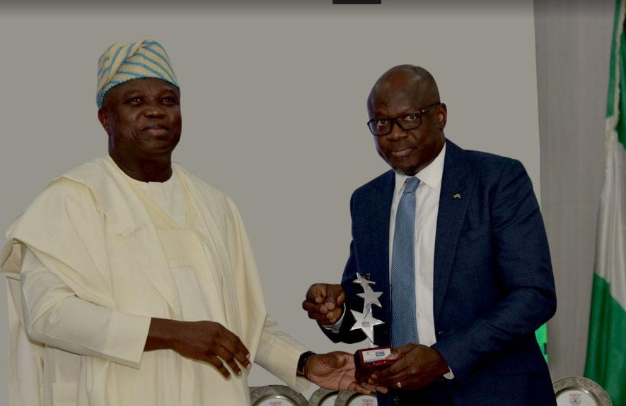 Photo of Skye Bank, six others awarded platinum prize as top donors of Lagos security trust fund