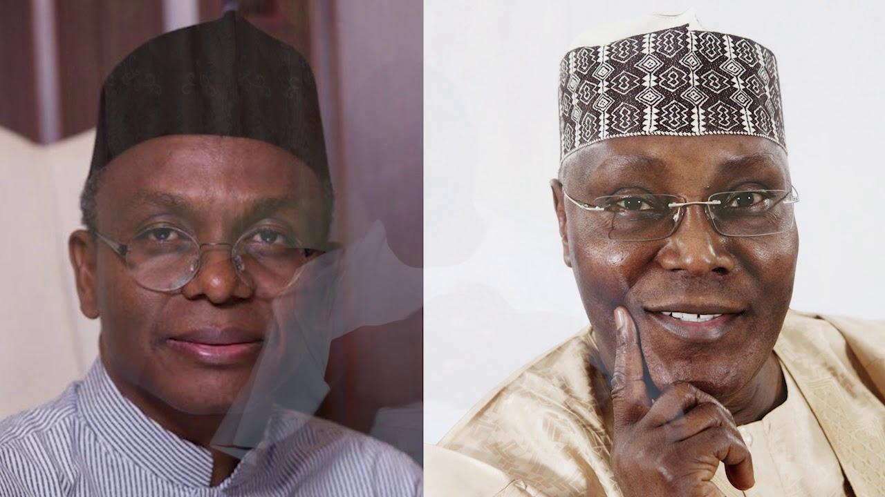 Show us proves that you funded Buhari's campaign in 2015, El-Rufai tells Atiku
