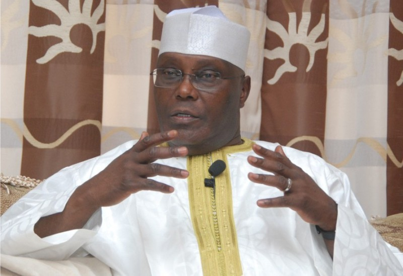[Pictures] Jonathan, Atiku, Makarfi, others arrive Eagles Square for PDP convention