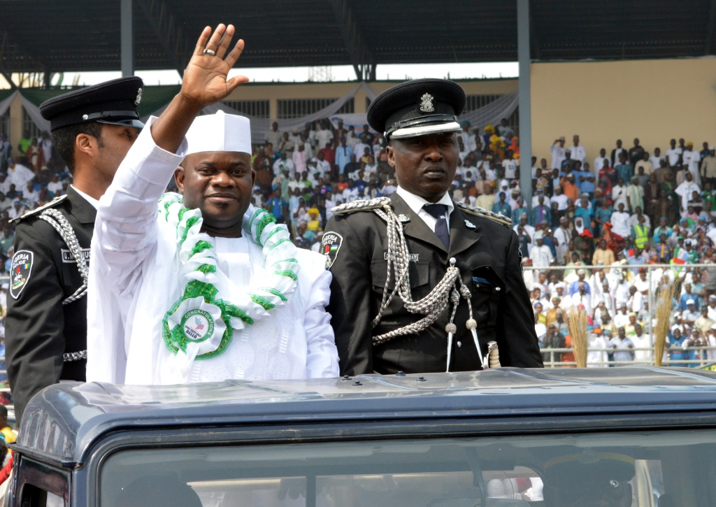 JUST IN: Appeal Court affirms Yahaya Bello's victory as Kogi governor