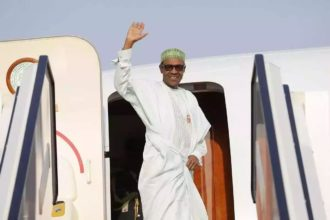 Buhari departs Abuja for London ahead UK-Africa Investment Summit