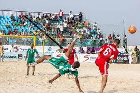 TAG Heuer partners Copa Lagos for the Annual Beach Soccer Festival