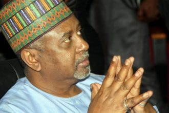 FG presents alleged stolen prohibited arms, posh cars recovered from Dasuki
