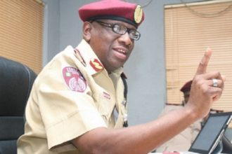 Coronavirus: FRSC warns drivers, passengers against overloading