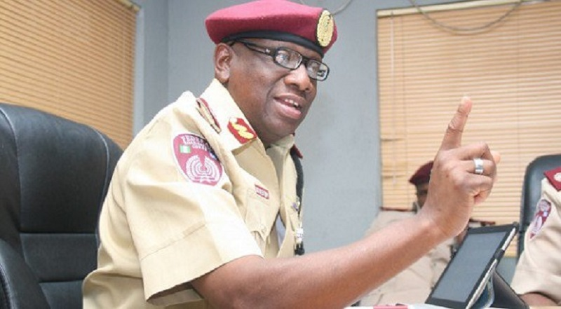 Photo of We need executive approval to bear arms -FRSC