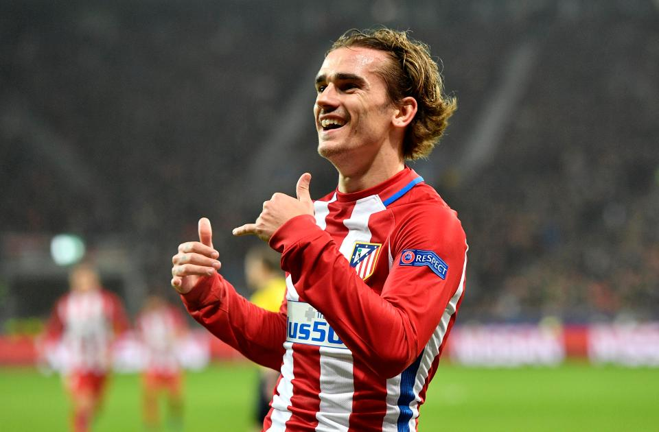 Griezmann will leave Atletico - Simeone
