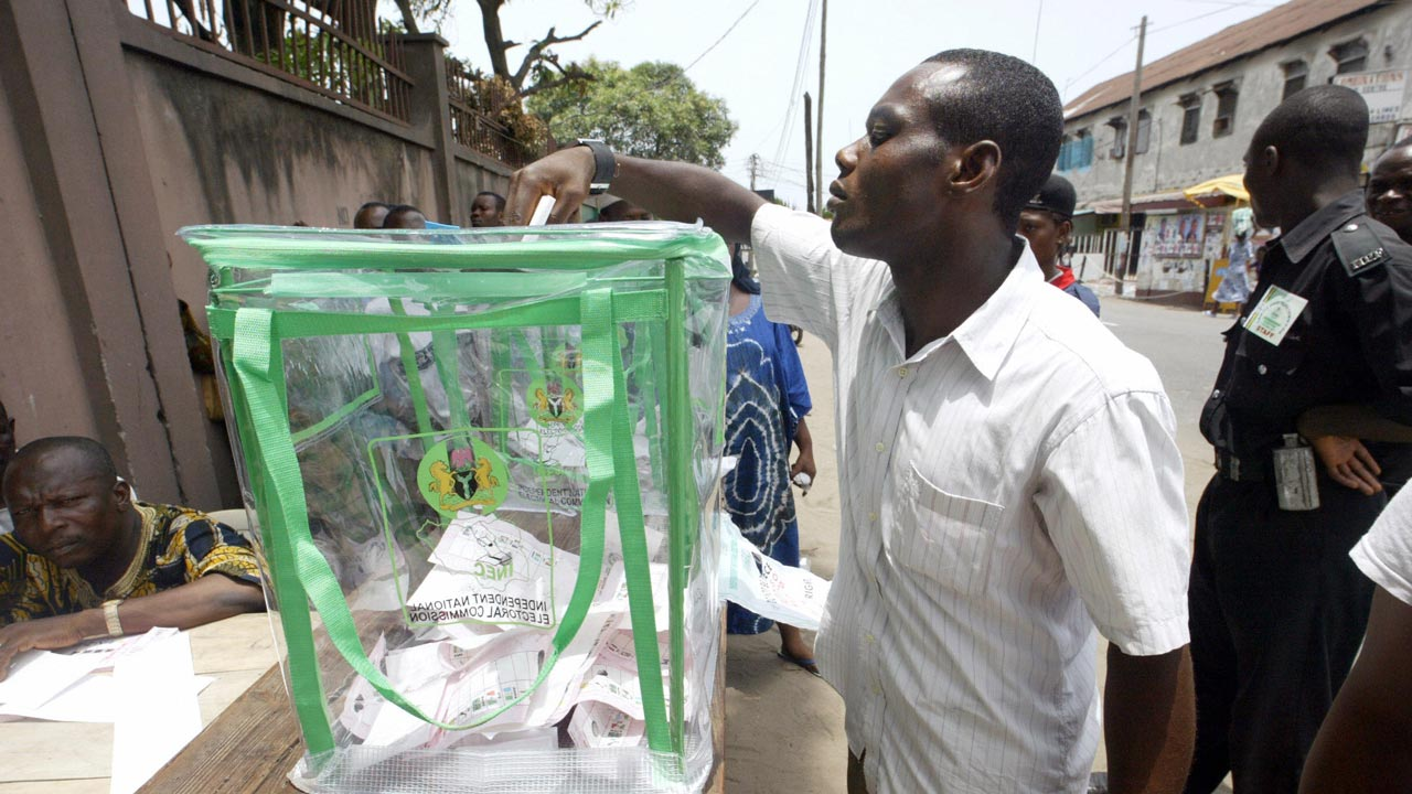 We won't treat establishment of polling units as constituency projects – INEC