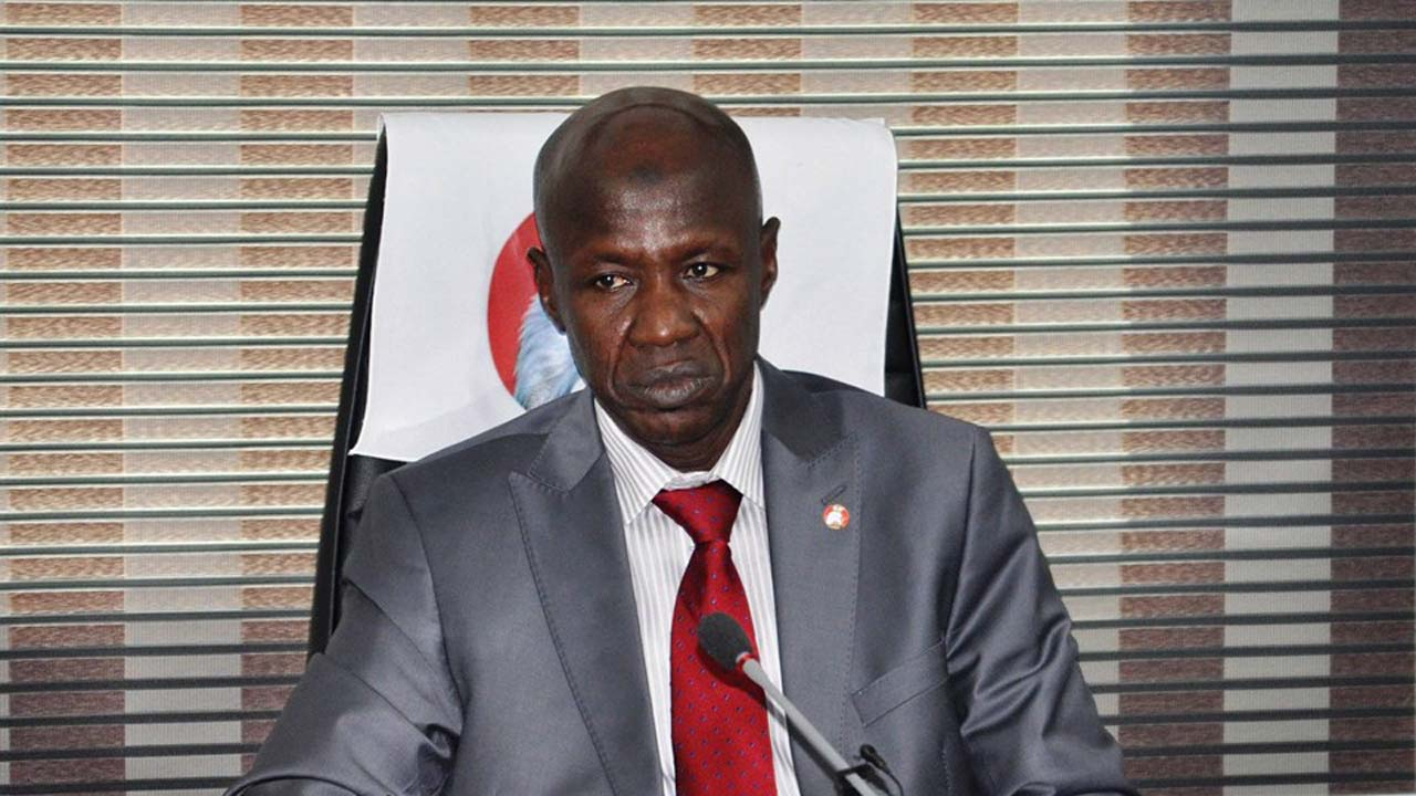 BREAKING: Suspended acting EFCC chair, Magu released from detention