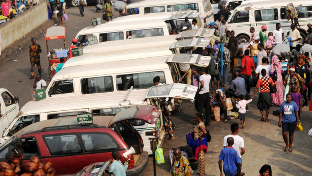 Travelers stranded at motor park as fare doubles due to fuel scarcity