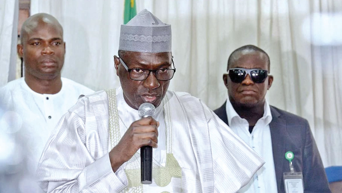 JUST IN: PDP dissolves Ahmed Makarfi-led caretaker committee