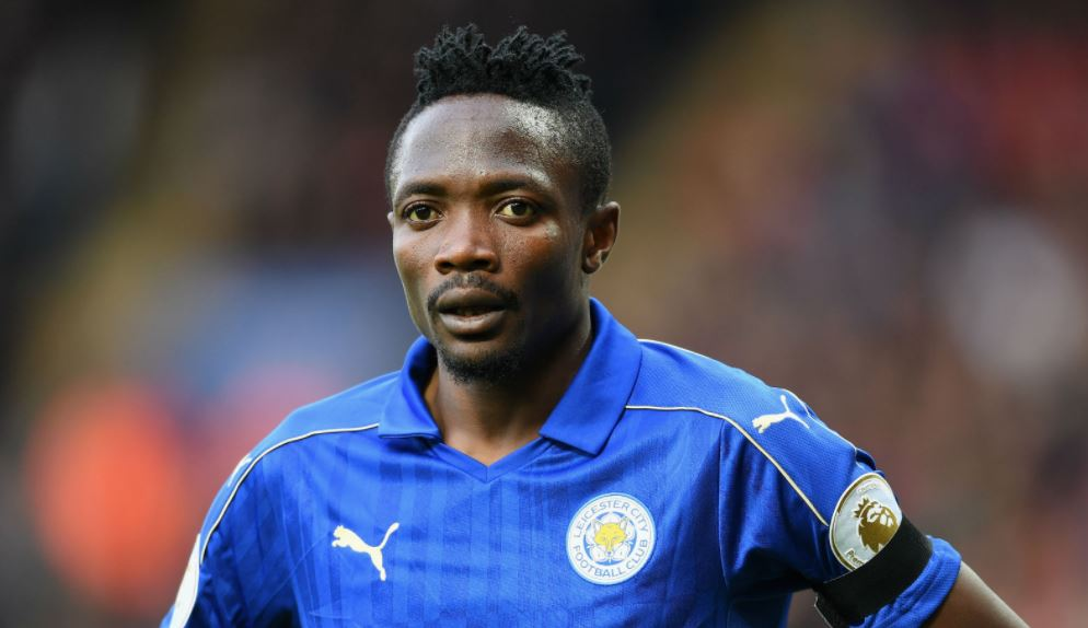 Super Eagles player, Ahmed Musa loses mother