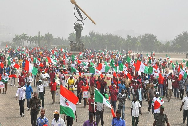 Photo of Minimum Wage: NLC proposes N65,500 as FG's committee holds nationwide public hearing