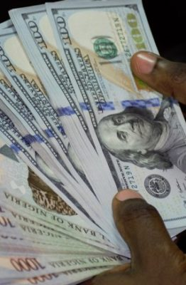 Drop in forex liquidity crashes Naira to N460/$