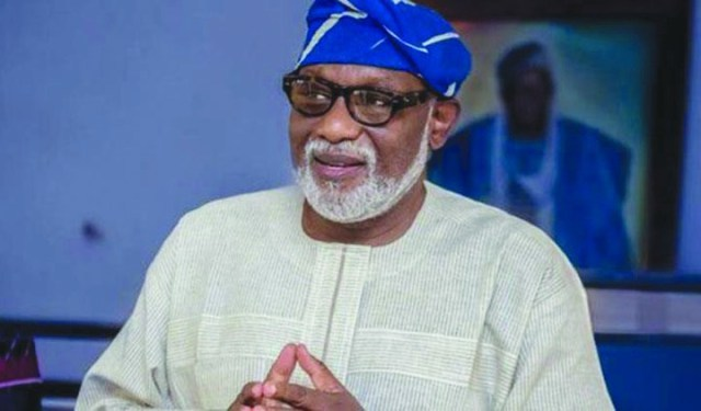 Photo of Akeredolu can't unilaterally ask herdsmen out – Presidency