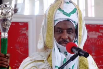 Dethroned Emir of Kano, Sanusi welcomes baby girl with fourth wife
