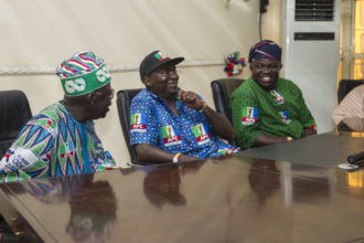 Ambode ignores Fashola, names park after Johnson, Jakande, Tinubu