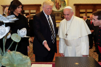 Pope, UN, EU, others criticize Trump for recognizing Jerusalem as capital of Israel