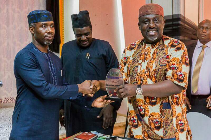 Okorocha's son-in-law, Nwosu hints on reconciliation talks with APC