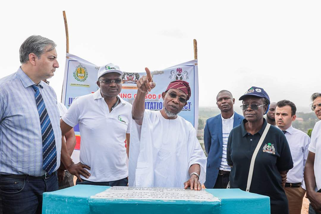 Osun Govt. Inaugurates Electricity, Water Projects In Five Communities