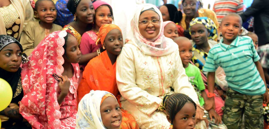 I will continue to support women, children in Nigeria – Aisha Buhari