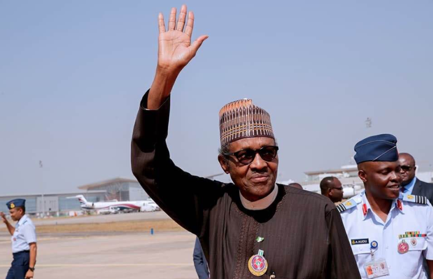 May 29: My London trip not for cabinet formation - Buhari