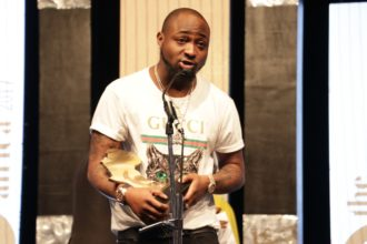 Davido features on CNN for philanthropic act (Video)