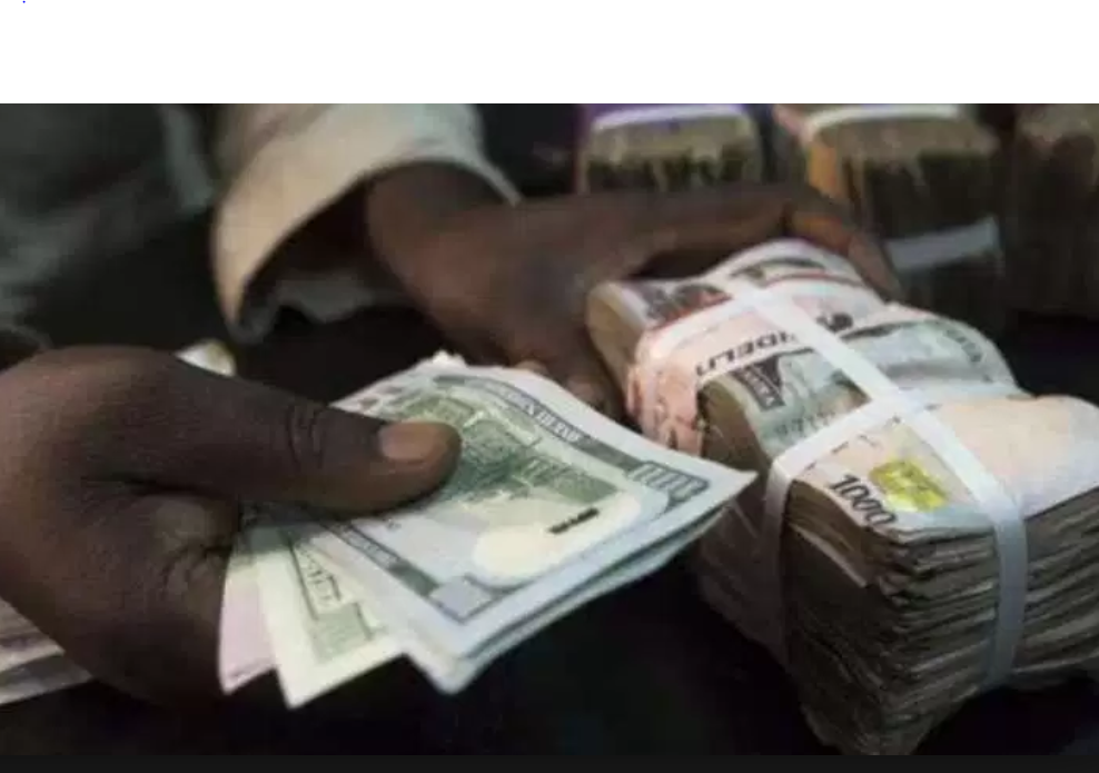 Naira depreciates to N460/$1 at Black Market, BDC