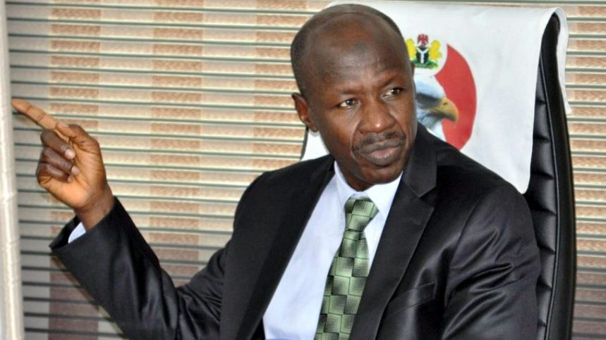 JUST IN: More troubles for Magu as new facts on re-looting of recovered funds emerge