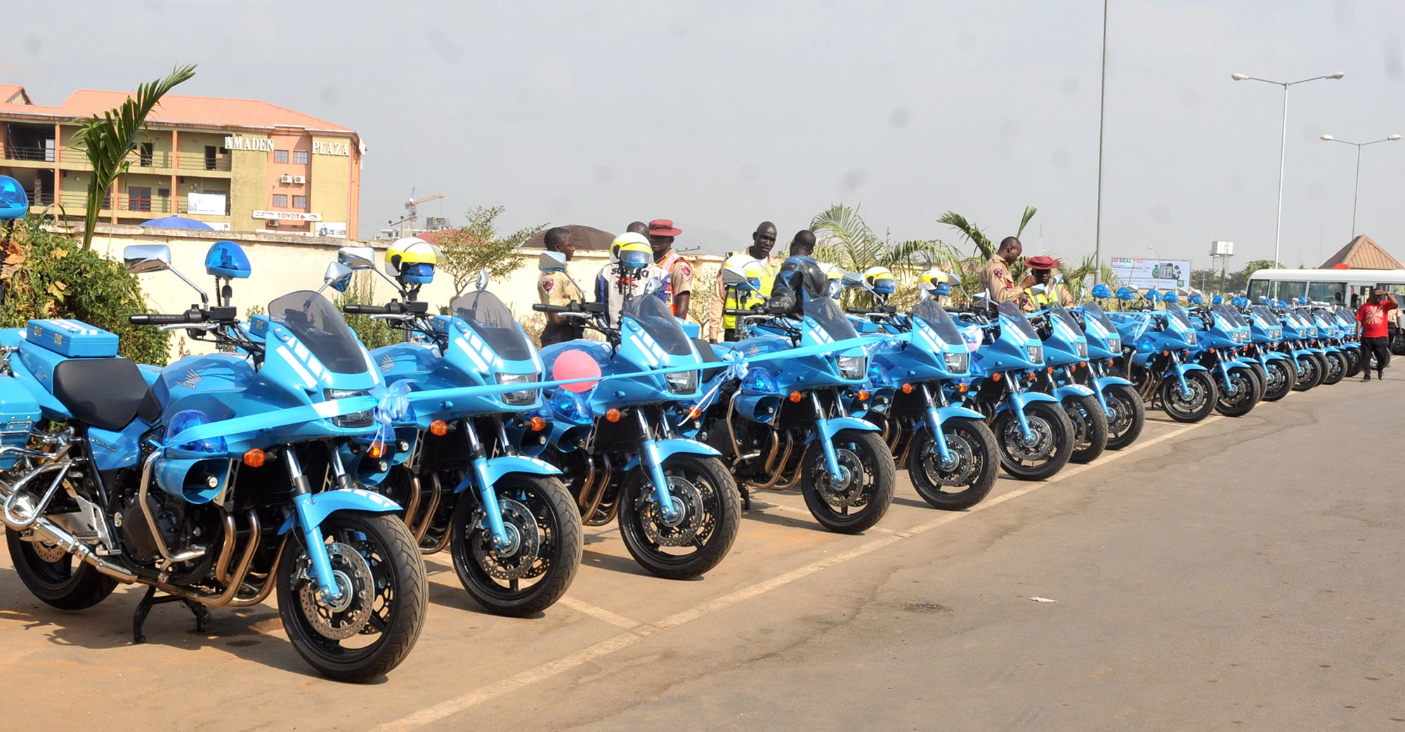 Yuletide: FRSC deploys 36,000 marshals nationwide