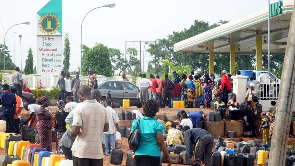 Photo of Scarcity: NPMC warns filling stations; says 'We'll dispense your fuel free to motorist if you are caught hoarding'
