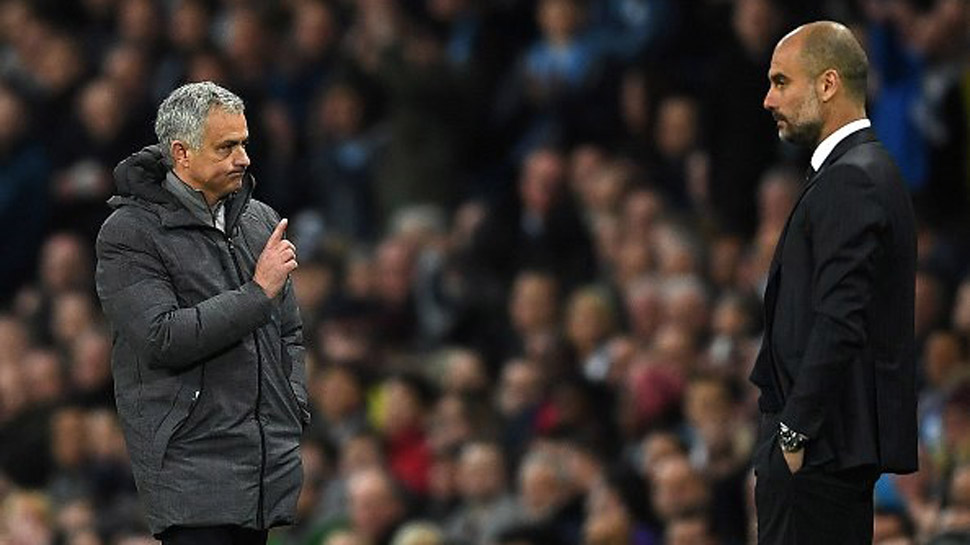 Manchester derby: Guardiola wary of Mourinho