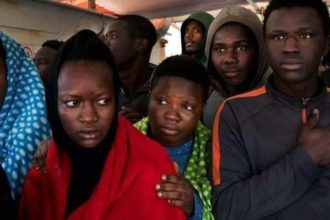 Another batch of 121 stranded Nigerians arrive from Libya