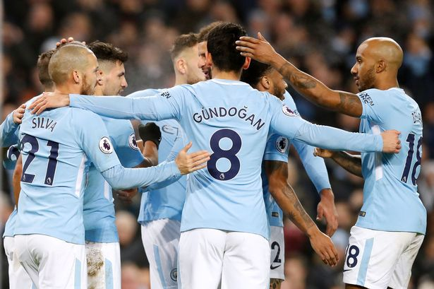 Manchester City wasteful but march on with 18th straight win