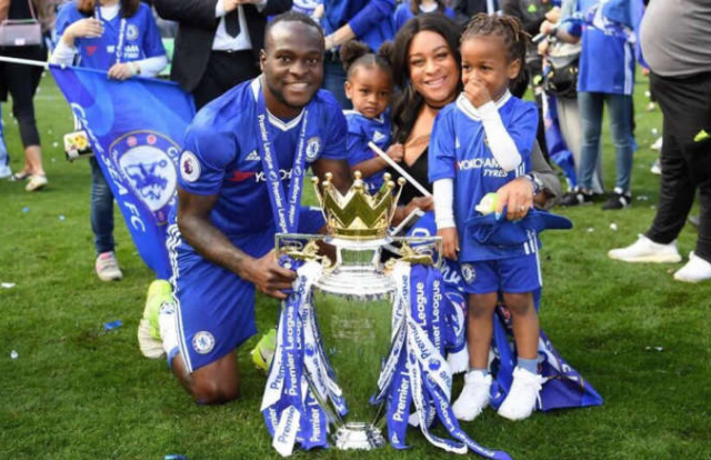 Victor Moses quits Super Eagles, to focus on club career, family