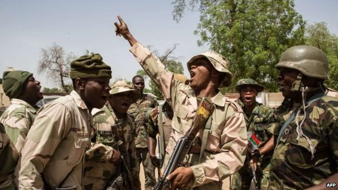 FG will sustain onslaught on criminals threatening national security – official